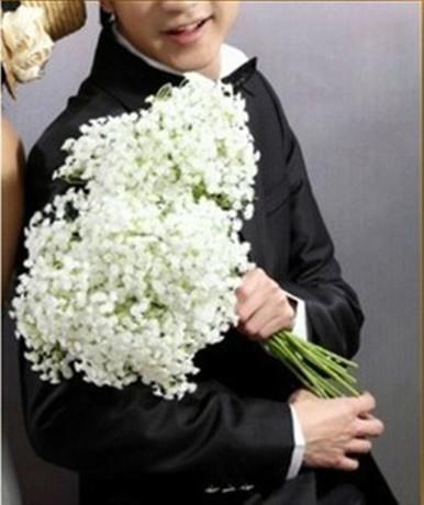 韓式拍照捧花