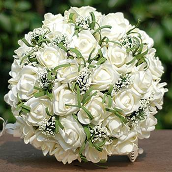拍照道具之新娘捧花