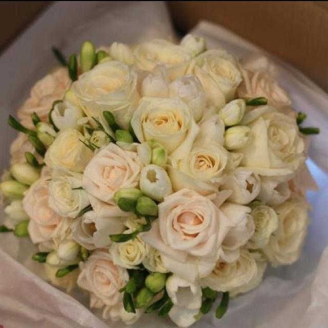 婚紗拍攝道具-拍照捧花