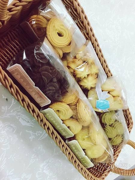 [試吃手工餅乾]手工喜餅推薦-蕾慕尼亞手工餅乾