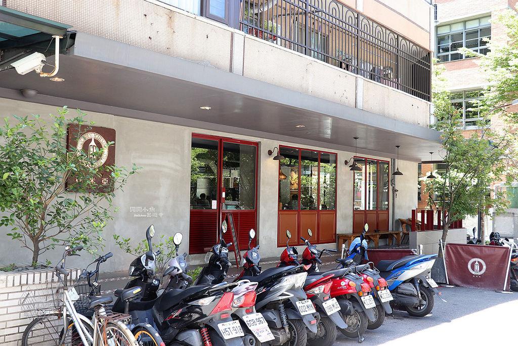 好米亞義法餐酒館外觀