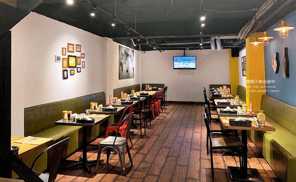 西門町餐廳-史丹貓漢堡