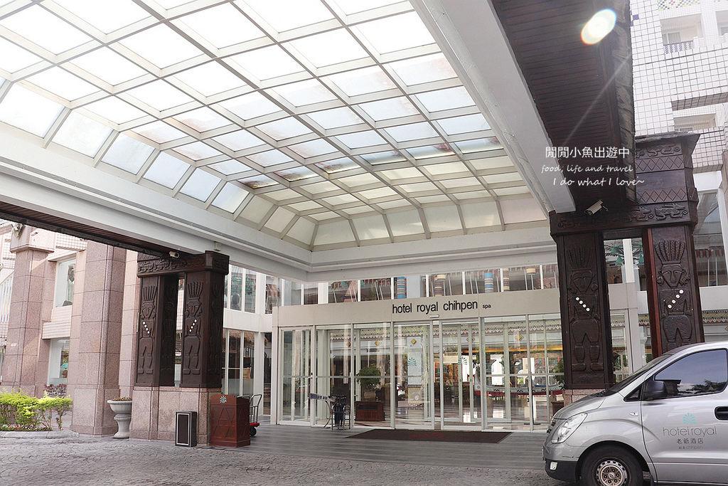 台東住宿知本老爺大酒店