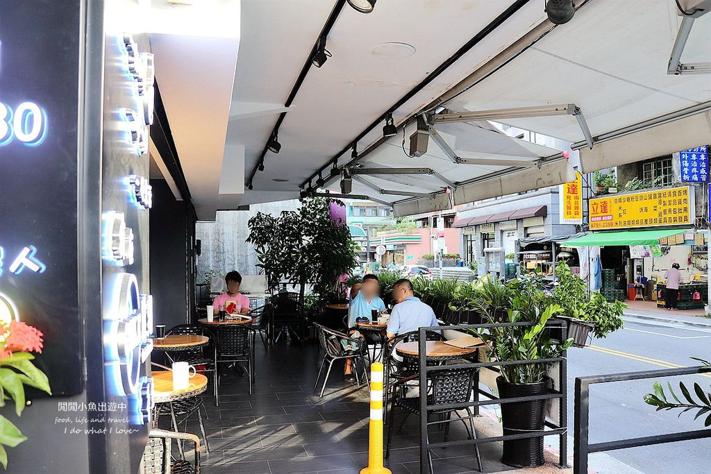 內湖餐廳 此刻 Cafe & Brunch。大份量、高CP值早餐、早午餐、下午茶、咖啡廳