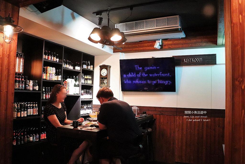 中山站居酒屋 ABV日式居酒館。世界精釀啤酒搭配昭和風情日式居酒屋料理,台北中山美食餐廳