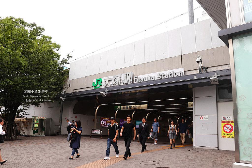 東京住宿,星野集團 OMO5 東京大塚酒店.JPG