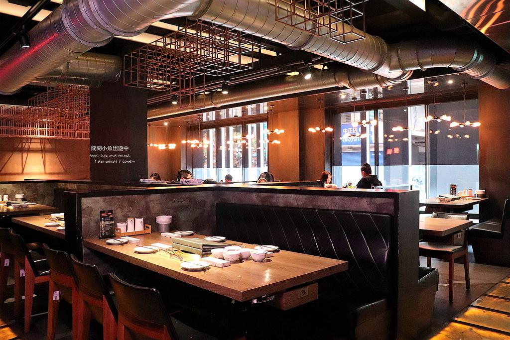 桃園美食燒肉同話用餐空間