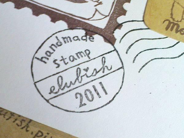 小猴專屬郵戳*