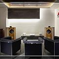 金門音響-英國TANNOY精品音響喇叭展示
