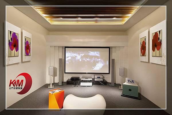 金門音響-杜拜音像館(德國T+A精品音響喇叭展示)