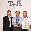 德國T+A喇叭音響發表會-位於內湖金門音響專賣店