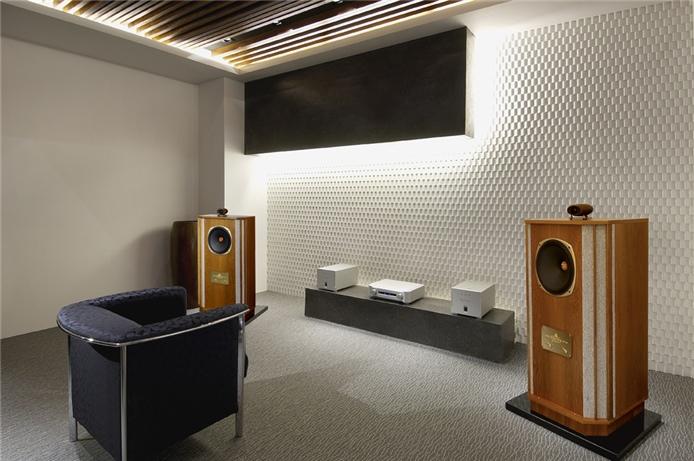 DECO+家室內設計平台報導-內湖金門音響試聽間