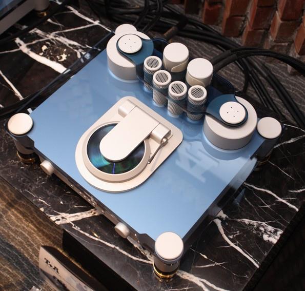 德國T+A音響喇叭試聽-真空管輸出的D 10 SACD唱盤