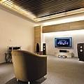 高傳真視聽專題報導-金門音響打造家居風格的設計試聽環境