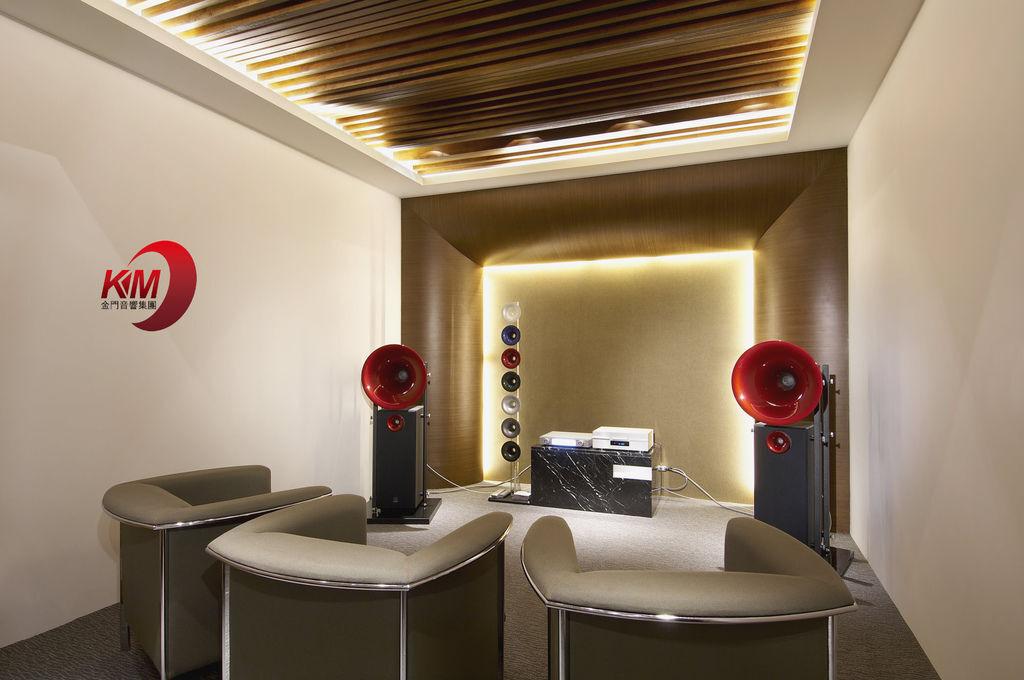音響專賣店-金門音響杜拜音像館音響視聽間10