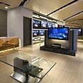 音響專賣店-金門音響杜拜音像館音響展示區