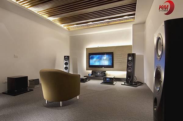 音響專賣店-金門音響杜拜音像館音響視聽間15