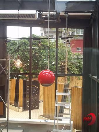 金門音響喇叭專家-作品編號13007-紅色elipson音響喇叭