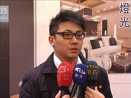 金門音響業務經理-邱宇漢
