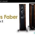 音響推薦。喇叭推薦,Sonus Faber Olympica 2落地喇叭