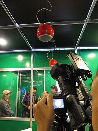法國elipson音響喇叭媒體拍攝-金門音響代理