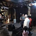 媒體拍攝金門音響貨櫃屋pioneer音響設備