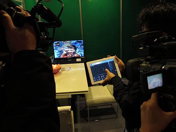 KM環控系統展示-餐廳和書房的情境控制
