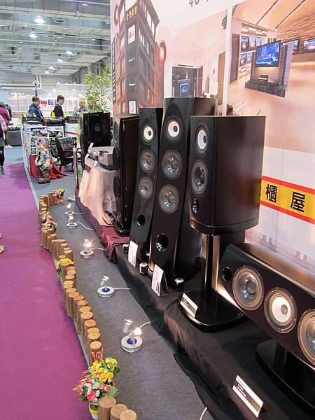 音響推薦喇叭推薦-pioneer音響&TAD音響展示