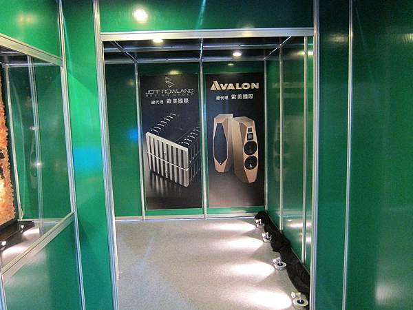 金門音響。KM智慧生活主題館-模擬家中玄關區走道燈控和情境音樂控制