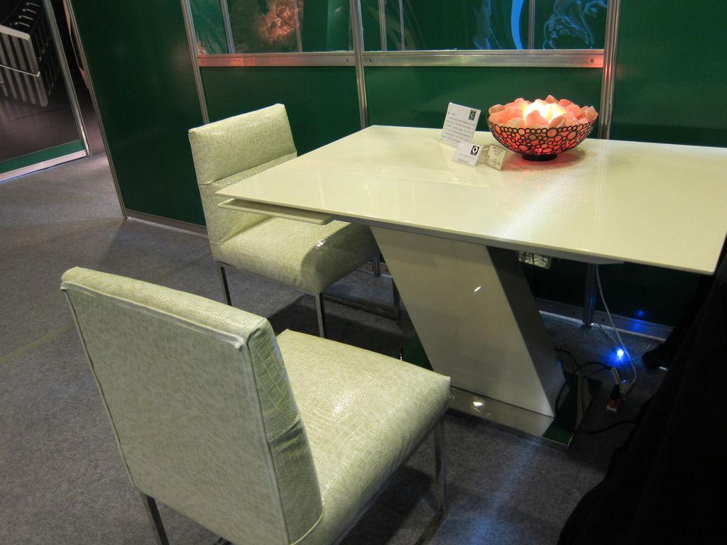 KM智慧環控餐廳展示區