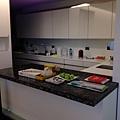 開放廚房音響安裝