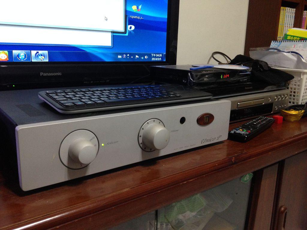 音響品牌推薦-作品編號14011,UNICO綜合擴大機