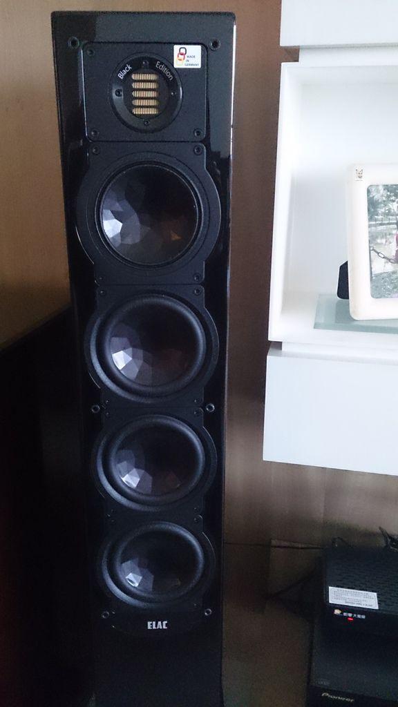ELAC音響│音響品牌-ELAC FS-248BE音響
