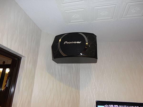 Paradigm音響│音響品牌-Pioneer卡拉OK專用喇叭(CS-X100)