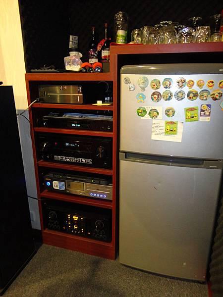 Paradigm音響│音響品牌-金嗓大家唱+KMB擴大機KA-800+VSX-523-K+BDP-160