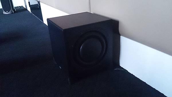商業空間音響│Paradigm音響,Paradigm重低音音響