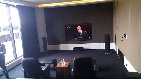 商業空間音響│Paradigm音響,看影片和唱歌的公設娛樂設施