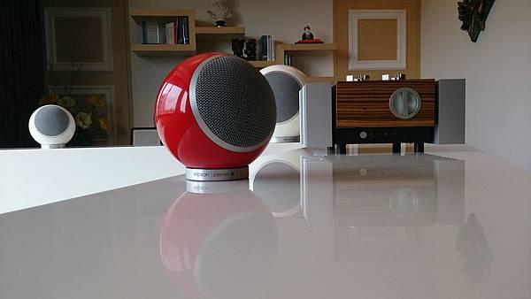 Elipson喇叭│Pathos綜合擴大機,法國和義大利的「音」緣際會
