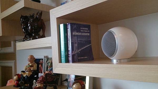 Elipson Planet M喇叭,適用於書房