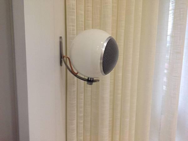 Elipson音響喇叭-Planet M,壁掛安裝