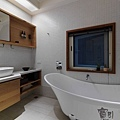 台北天母-寬引設計工程有限公司-浴室設計