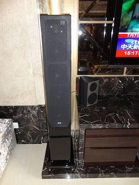 ELAC音響喇叭(FS-248)+Pioneer  卡拉OK喇叭(S-31B-LR-K)