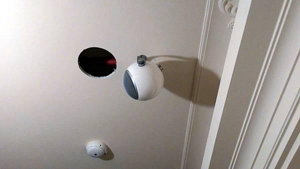 Elipson音響喇叭(Planet M),壁掛模式安裝