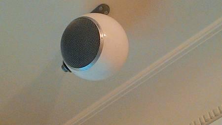 小套房的最佳音響選擇-法國Elipson音響喇叭(Planet M)