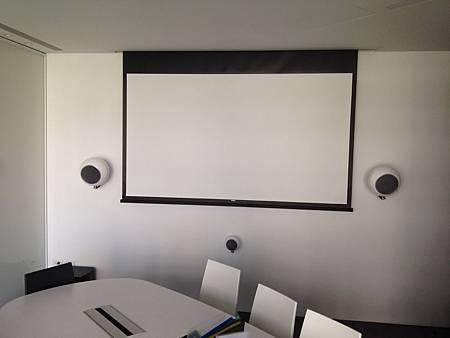 辦公室音響│辦公室喇叭,時尚辦公室音響規劃