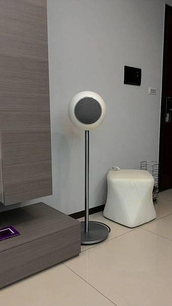 室內設計音響│音響規劃,Elipson Planet L