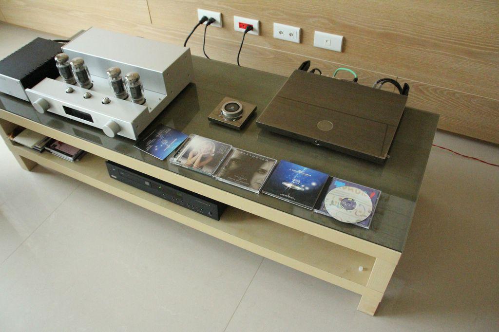 器材與唱片