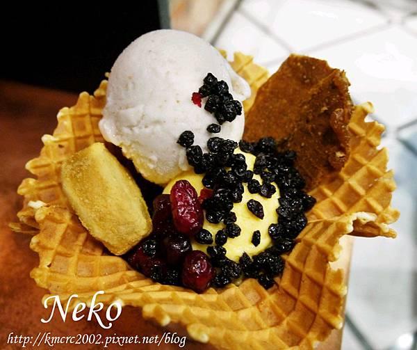 黑葉荔枝+愛文芒果(鳳梨酥+蔓越莓+藍莓+荷蘭餅)