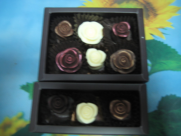 附錄:玫瑰巧克力