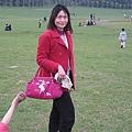 媽媽在草原上